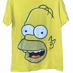 Men's Universal Studios Homer Simpson Short Sleeve